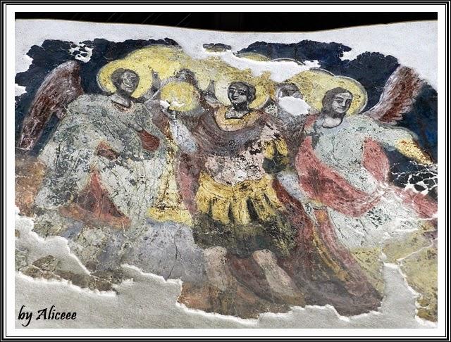 Biserica Stavropoleos-bucuresti-fresce