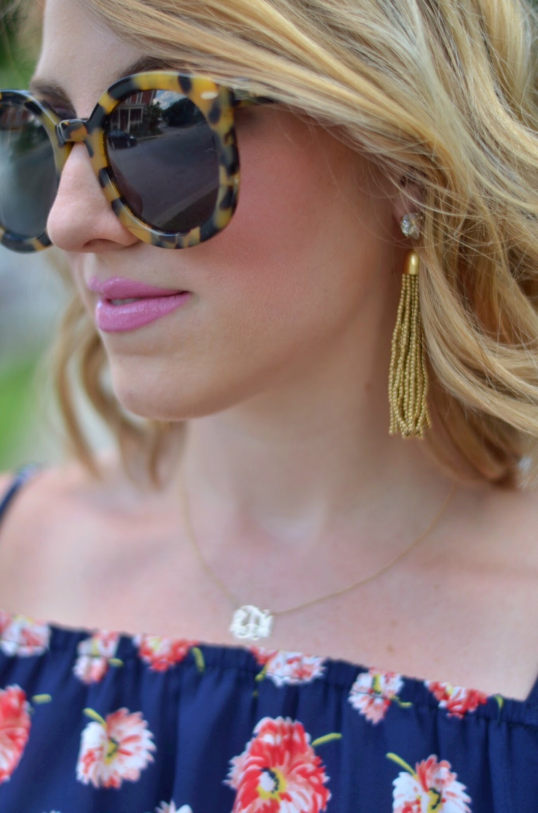 J.Crew Tassel Earrings