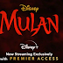 'Mulan' will make you sing even though there are no songs