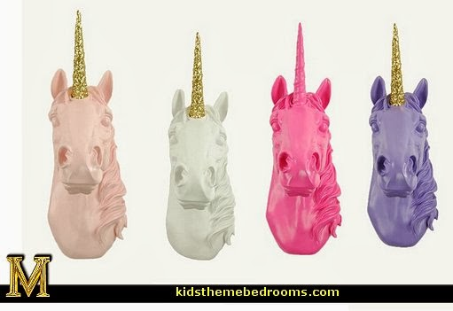 Maries Manor: Unicorn Wall Decals