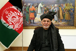 Ghani's government has so far been shut out of the evolving peace talks between Taliban negotiators and US envoys to end more than 17 years of war