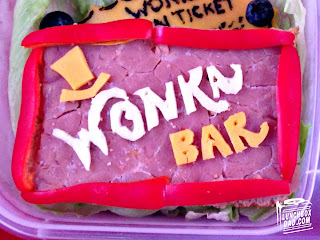 Willy Wonka food