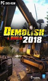 Demolish Build 2018 PC Cover - Demolish and Build 2018-SKIDROW
