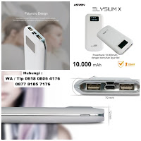 Souvenir Powerbank 10.000mAh P100PL22 - ELYSIUM X
