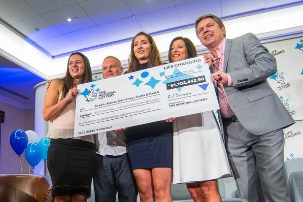 Girl Wins Lottery, Ex-boyfriend Wants Part Of $79M Won!
