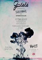 Concierto de Gotelé y Stereocolor en el Mercado Barceló