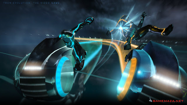 Tron Evolution Gameplay Screenshot 1