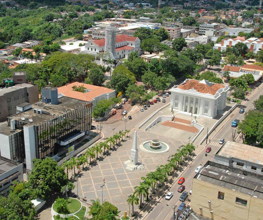Rio Branco, Capital do Acre