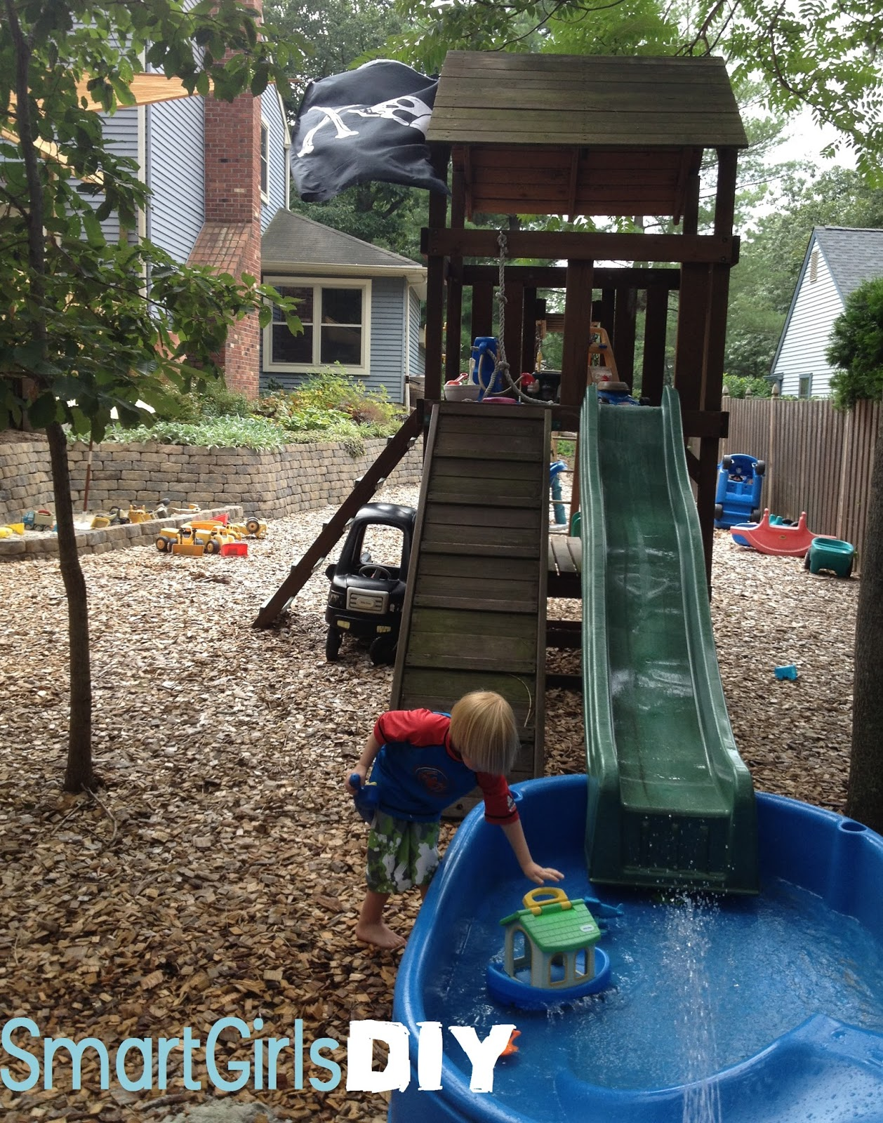 Swing Set Update
