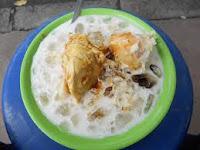Kolak Durian Medan