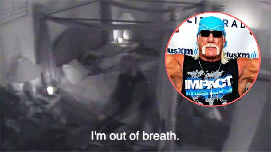 Hulk Hogan in trouble: his sex tape leaks online!