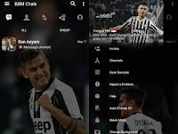 Free Download [BBM MOD] Paulo Dybala apk v3.3.4.48 [Juventus] Trangga Ken