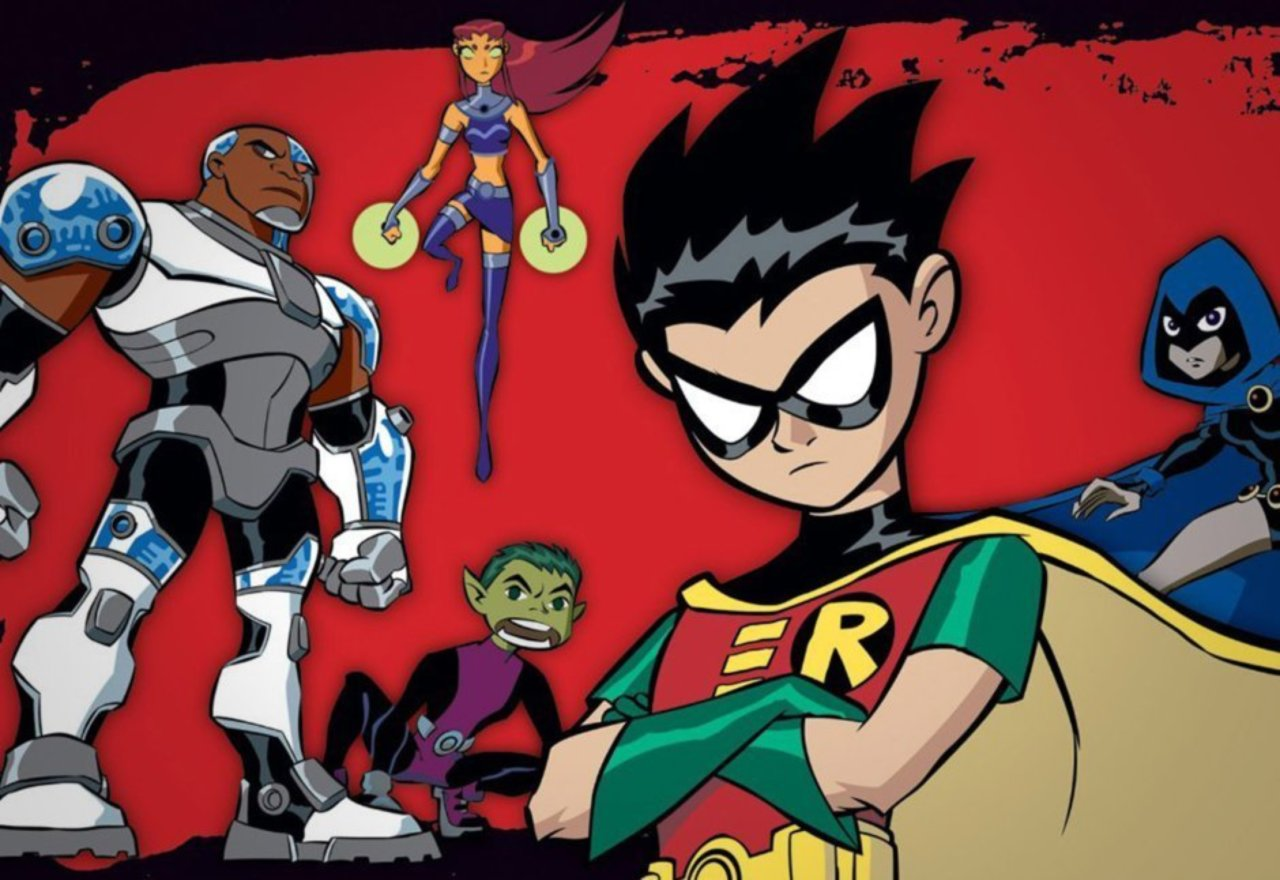 Where To Watch The Original Teen Titans