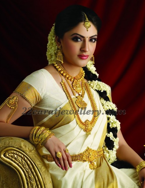 Traditional Indian Jewellery Ad Jewellery Designs