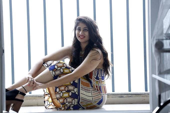 Miss India Asia Pacific 2017 Manasa Jonnalagadda Portfolio Photoshoot