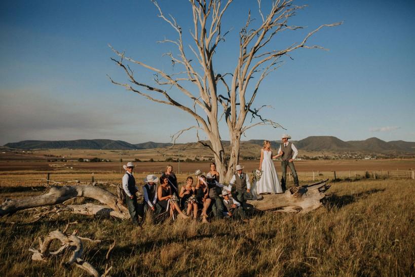 KILLARNEY WEDDING RNC PHOTOGRAPHY COUNTRY QLD