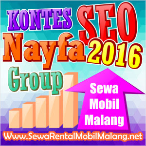 kontes seo sewa mobil malang by nayfa group