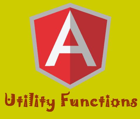 AngularJS utility functions.