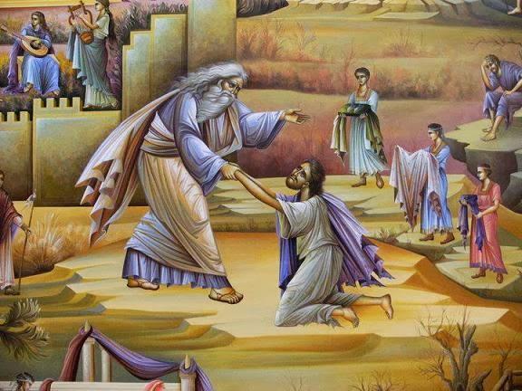Αποτέλεσμα εικόνας για κραυγη μετανοιας στο θεο