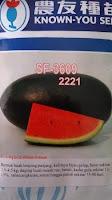 buah keras,tahan simpan,tahan pecah,Daging merah, tahan angkut, cepat panen,rasa manis,murah,inul, Puteri Delima, Putri Delima,SF 3609, Semangka, Known You Seed