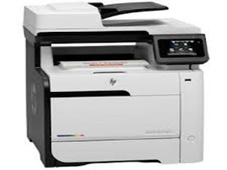 Picture HP LaserJet Pro MFP M476dn Printer