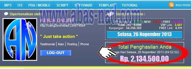 Download Uang di Bisnis Internet Cukup Modal 100 Ribu ...