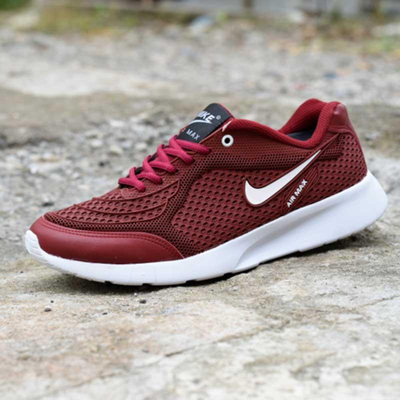 Sepatu Nike Airmax Maroon  SNA-005   1a838c812c