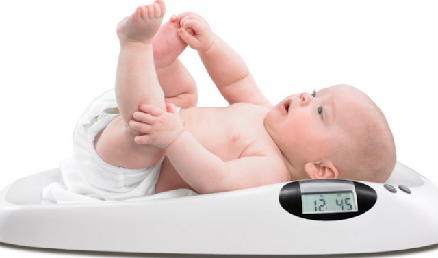 Inilah cara Menaikkan Berat Badan Bayi Secara Alami