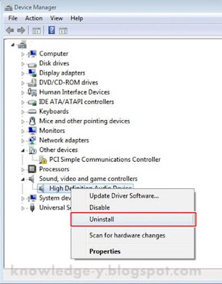 حل-مشكلة-تعطل-واختفاء-الصوت-فى-الكمبيوتر-fix-error-no-audio-output-device-installe-in-pc