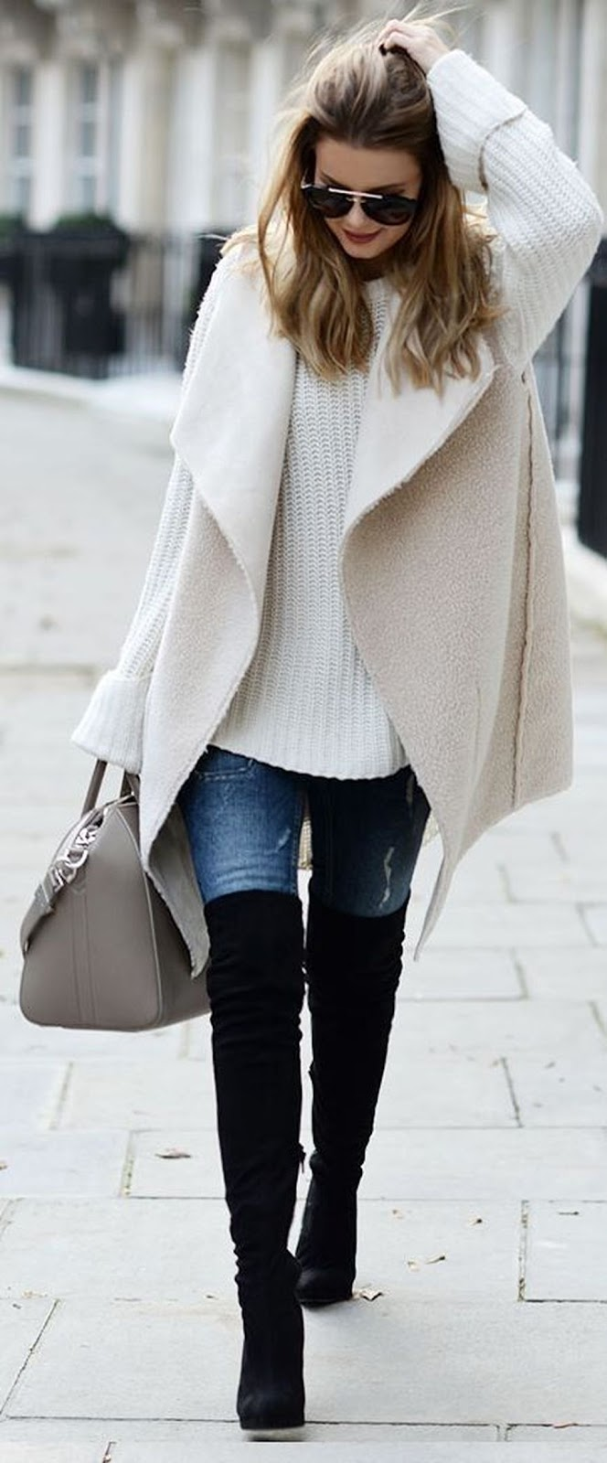 layered outfit to try this winter