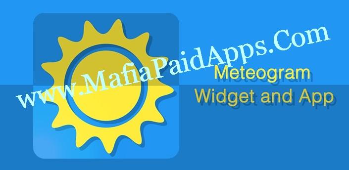 Meteogram Pro Weather Forecast v1 9 33 Apk | MafiaPaidApps com