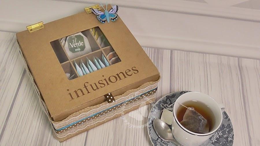 El DIY perfecto para los amantes del té
