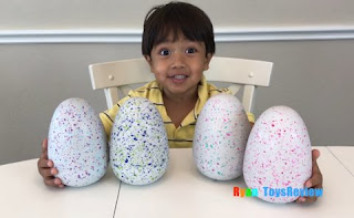 See This 7-Year-Old Boy who is Making $22 Million A Year On YouTube For Just Reviewing Toys