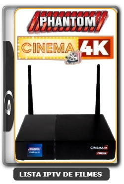 Phantom Cinema 4K Nova Atualização Correção SKS 61w V2.0.7.03 - 23-06-2020