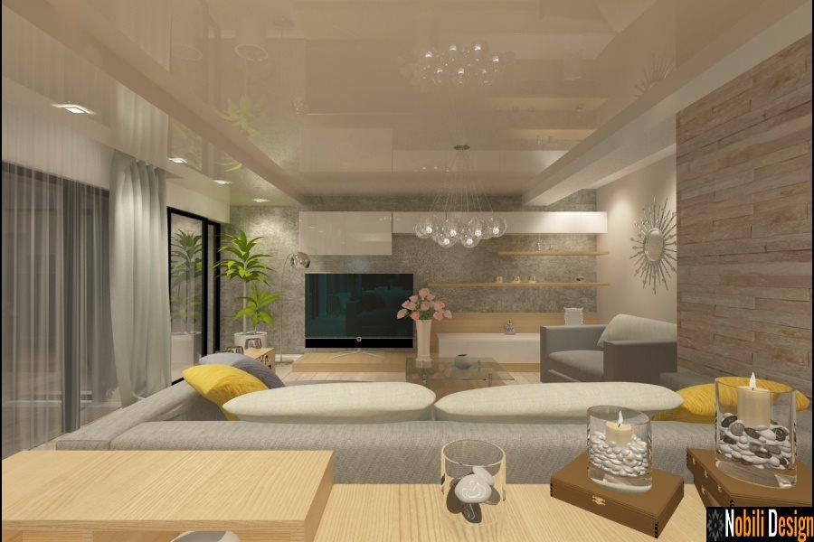Design interior casa moderna brasov amenajari interioare for Interioare case moderne
