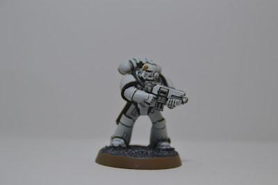 Luna Wolf Legionaire