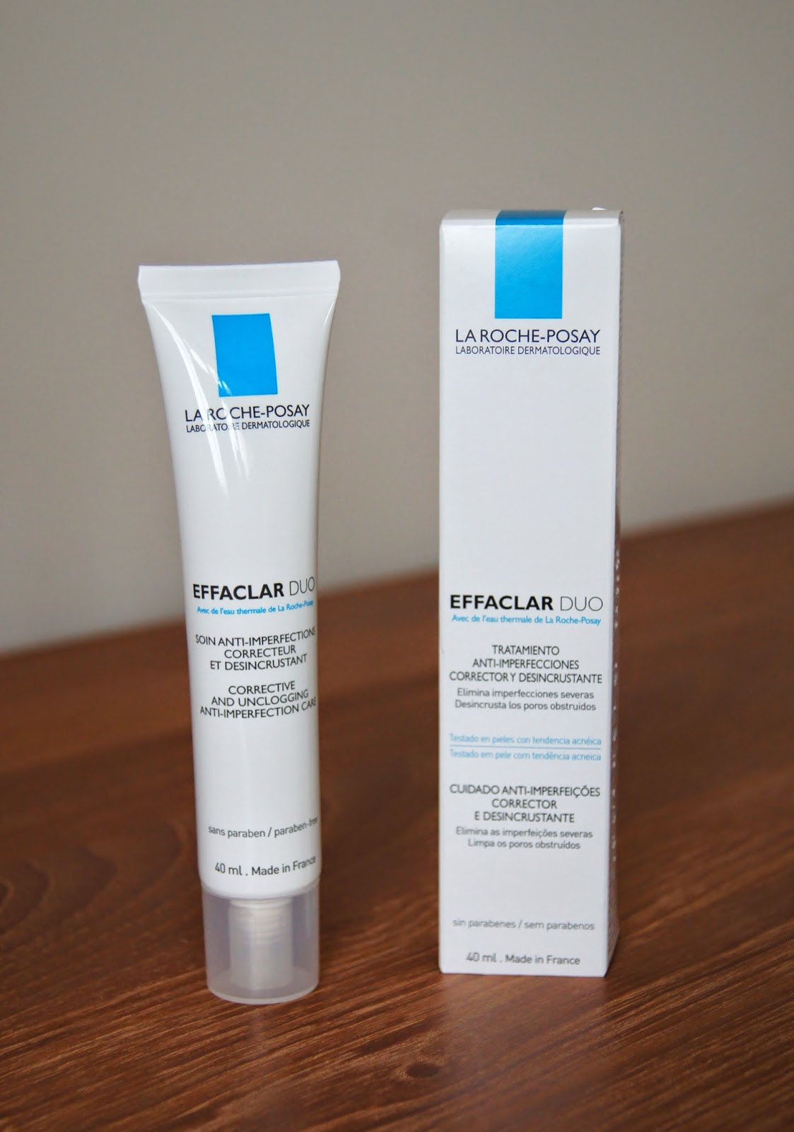 la roche posay effaclar duo review