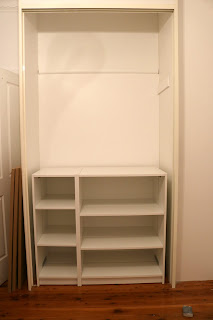 IKEA Hack - Billy Bookcase Storage System Cabinet Hack for Board Games and Home Office