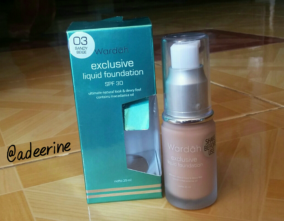 Beginner Beauty Enthusiast: REKOMENDASI FOUNDATION LOKAL