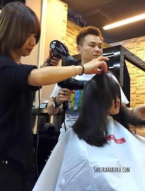 Terrific Sakura Haruka Singapore Parenting And Lifestyle Blog Short Hairstyles Gunalazisus