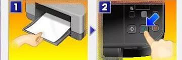 How to Fix Paper Jammed Eror E03 Canon MP 287 Printer