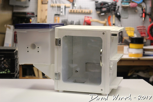simple plans for easy to build 3d printer case, enclosure