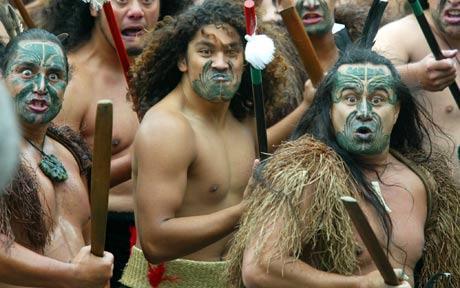 Maori Art Essay
