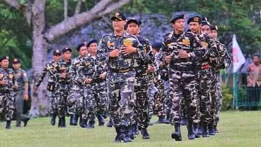 Jika Pancasila Diganggu, Banser Siap Bantu TNI