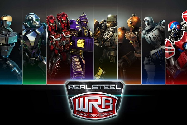 Download Real Steel World Robot Boxing Mod Apk Data Game
