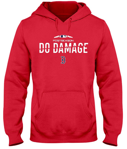Red Sox Do Damage T Shirt Hoodie. Do you love it ? Please LIKE & SHARE