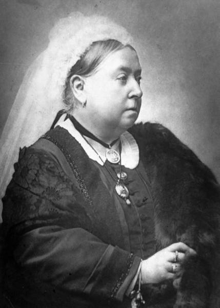 Best Used Family Car >> Old Portraits of Queen Victoria ~ vintage everyday