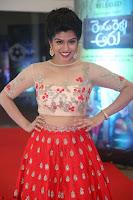 Mahima in beautiful Red Ghagra beigh transparent choli ~  Exclusive 129.JPG