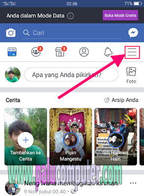 mengatasi autoplay video facebook