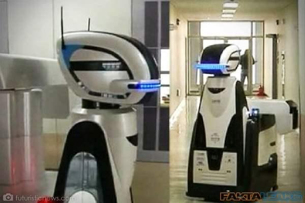 Pusat Robot Di Dunia